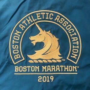 Adidas Boston Marathon 19 Mens Celebration Jacket